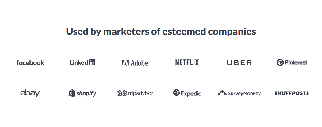 Having such big-name clients proves that Ahrefs is a brand that people can trust.