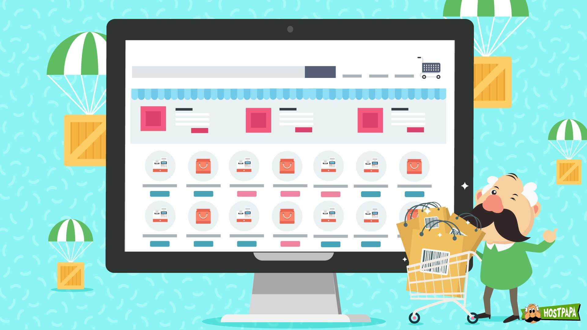 7 Steps to Setting Up a Successful Online Store - HostPapa Blog