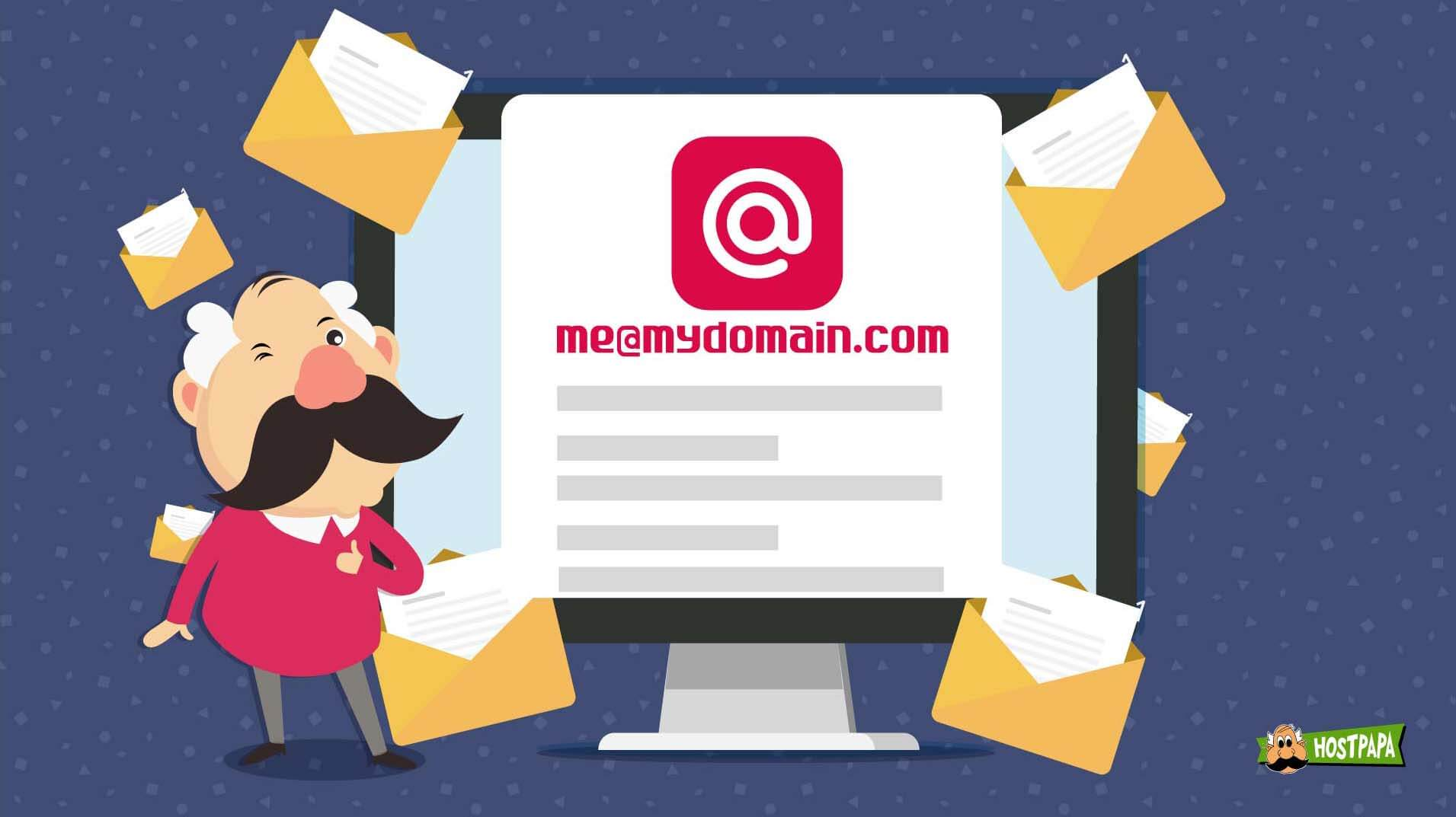 Learn what is Email Hosting?