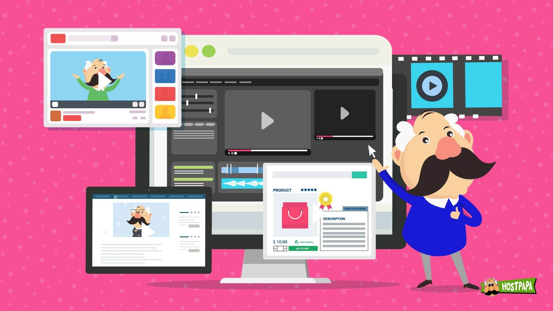 Ways To Use Video On Your Website
