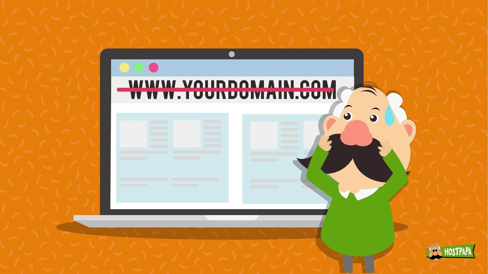 What to do if your domain name is taken