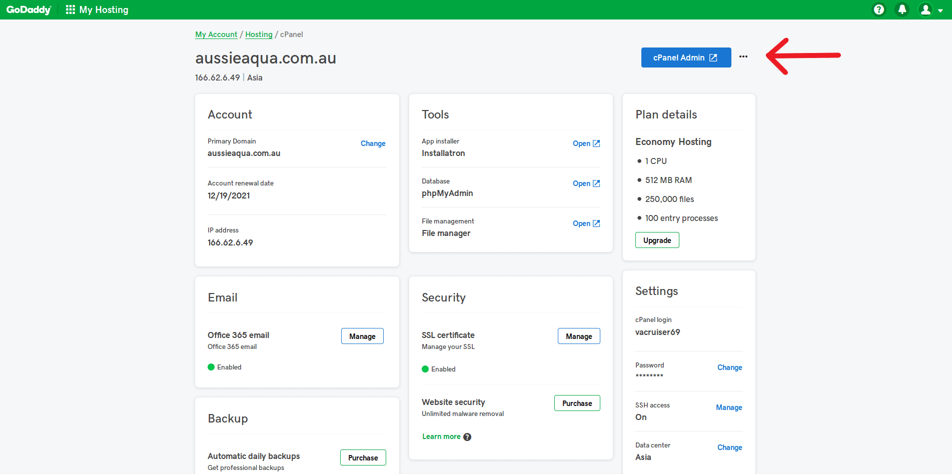 How to Migrate Your Website from GoDaddy to HostPapa
